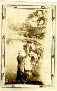 River de Chute water  baptism (1)